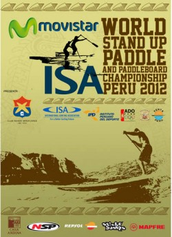 ISA World Stand Up Paddle Championships Peru 2012