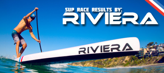 Race Results by Riviera header