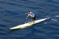 Dave Kalama on the 2012 Naish Javelin 17 footer
