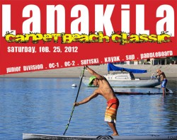 2012 Lanakila Carpet Beach Stand Up Paddle Race