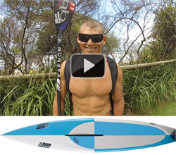 Jamie Mitchell Stand Up Paddle Interview