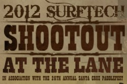 2012 Surftech Shootout at the Lane Stand Up Paddle race