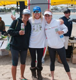 Kristin Thomas @ the Malibu2Marina Paddle Championships