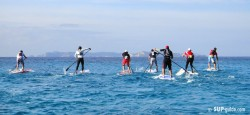 XTRM 25k Stand Up Paddle race - Mallorca, Spain