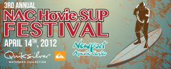 2012 NAC Hovie SUP Festival