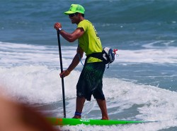 Carolina Cup Stand Up Paddle race - Danny Ching