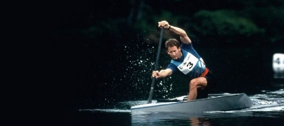 Jim Terrell - Olympic Sprint Canoe