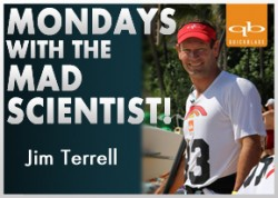 Mondays With The Mad Scientist! Jim Terrell