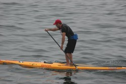 SUP For Clean Water Stand Up Paddle Race @ Santa Monica (Jim Terrell)