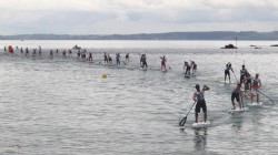 Nah Skwell Trophy Stand Up Paddle Race France