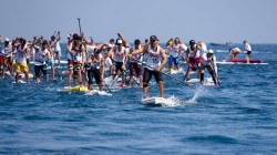 SUP Races in Europe (© Michel Terrien)