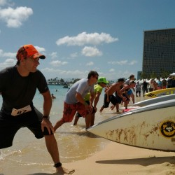 Start of Survivor Men's Final