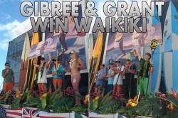 Waikiki Paddle Festival - Survivor SUP Race WINNERS