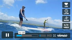 Maliko Downwinder with Jeremy Riggs