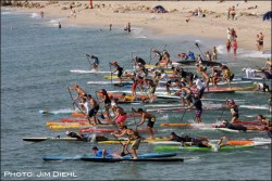 Watermans Paddle For Humanity, Deerfield Beach (2)