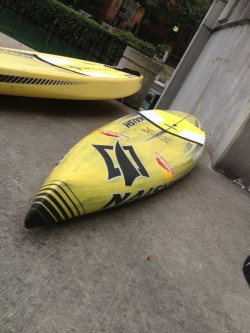 "Naish Javelin LE12'6"" SUP race board"