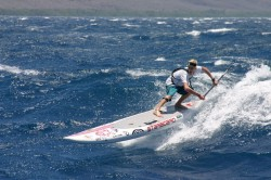 Triple Crown of SUP - Maui to Molokai - Connor Baxter
