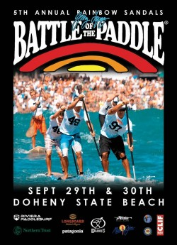 Battle of the Paddle, California, 2012