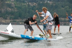 Gorge Paddle Challenge - Elite Course SUP Race