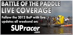 Battle of the Paddle live coverage