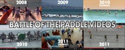 Battle of the Paddle videos