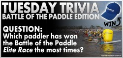 Tuesday Trivia, 18th Sept