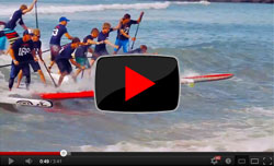 Battle of the Paddle 2012 video by Riviera Paddlesurf
