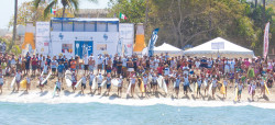 Punta Sayulita Stand Up Paddle race