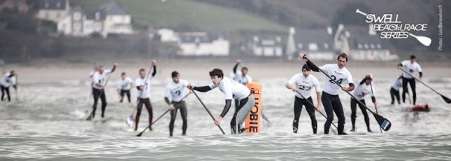 Swell Beach Race Series SUP - Race #1