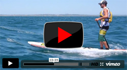 The Doctor SUP Race Video 2013