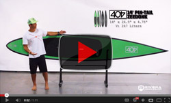 Danny Ching 404 SUP race boards