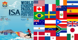 ISA SUP Peru 2013 countries