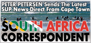 Peter Petersen: SUP Racing in South Africa
