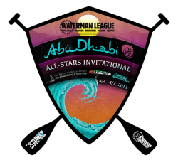 Abu Dhabi All-Stars Invitational Stand Up Paddle event