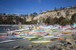 Dana Point Ocean Challenge SUP race