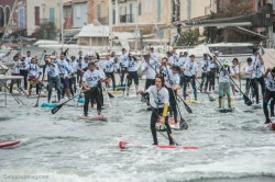 Hobie City SUP Race 2013