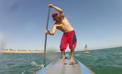 How to choose SUP paddle length