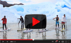 Video SUP Race Patagonia