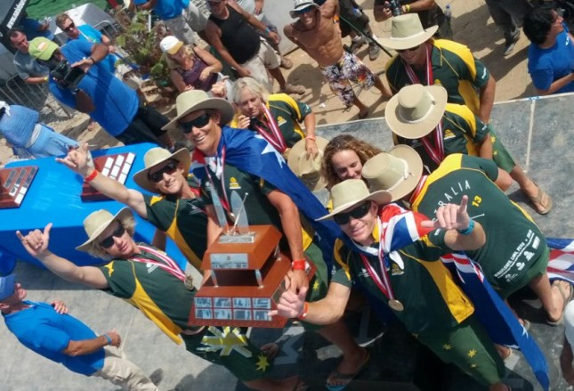ISA World Champs - Team Australia