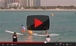 Abu Dhabi All-Stars Invitational SUP Race