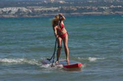 How to choose SUP paddle length (6)