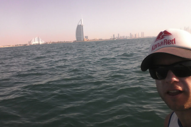 Paddle Round The World in Dubai