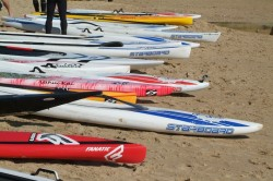 Stand Up Paddle race board design