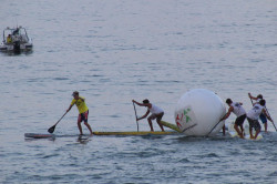 Stand Up World Series Brazil - Ubatuba Grand Slam SUP Racing