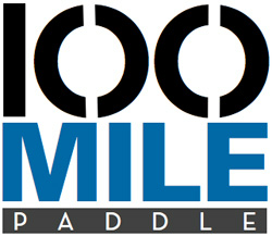 100 Mile Paddle race