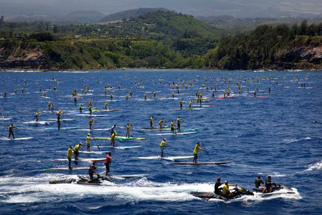 OluKai SUP Race