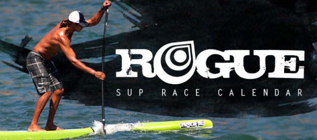 Rogue SUP Race Calendar