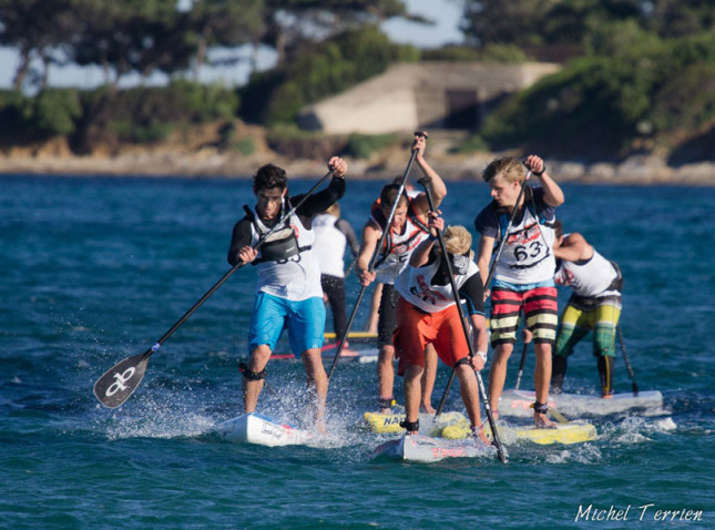 SUP Race Cup Beach Race 2013