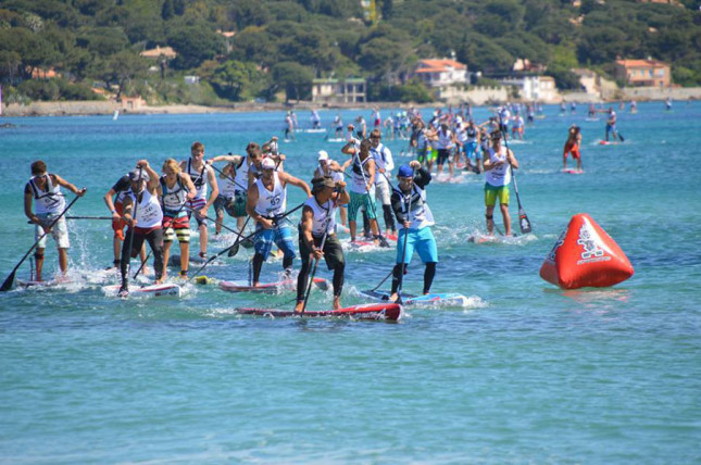 SUP Race Cup Distance Race (© Mirage Paddleboarding)
