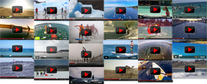 Stand Up Paddle Race Videos